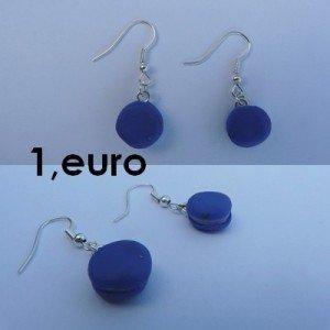 Boucles d'oreilles macaron bleu. bo-macaron-b-300x300